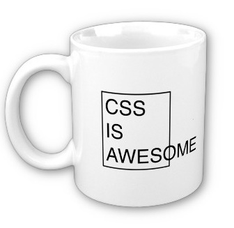 css is awesome